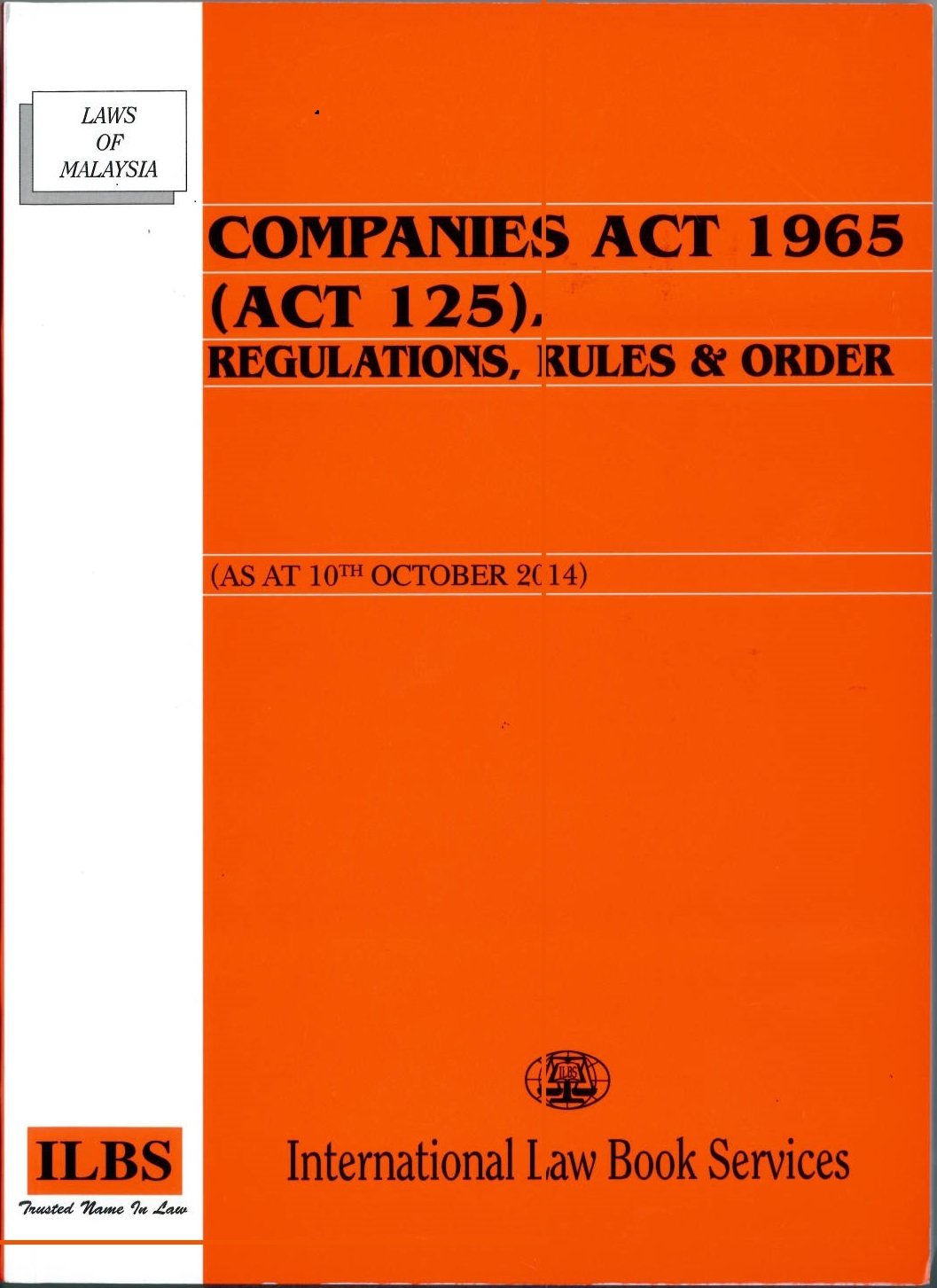 companies act 1965 View differences between companies act 1965 2016 from fem q03 at  islamic science university of malaysia differences between.